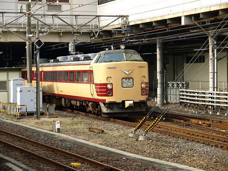 485系快速フェアーウェイ(宇都宮駅)2