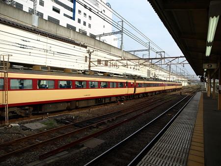 485系快速フェアーウェイ(宇都宮駅)5