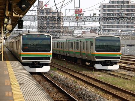 E231系(宇都宮駅)1