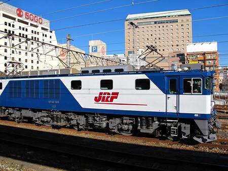 EF64-1010+マニ50-2186(八王子駅)4