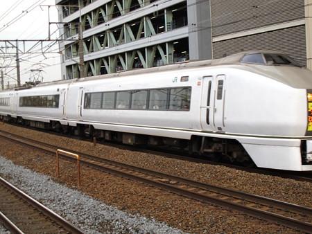 651系(亀有駅)