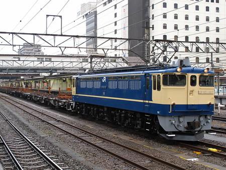 EF65-1107+チキ(八王子駅)1