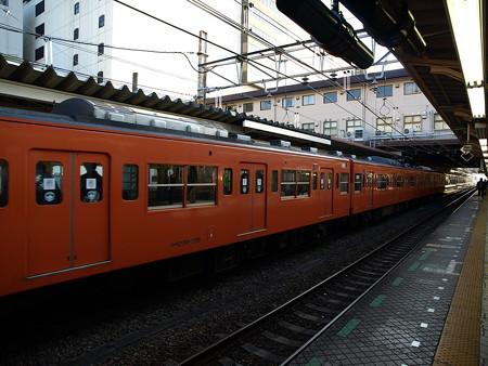 201系(八王子駅)1