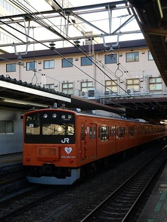 201系(八王子駅)4