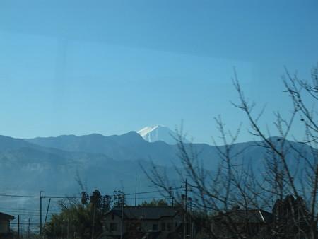 特急あずさ3号から富士山2