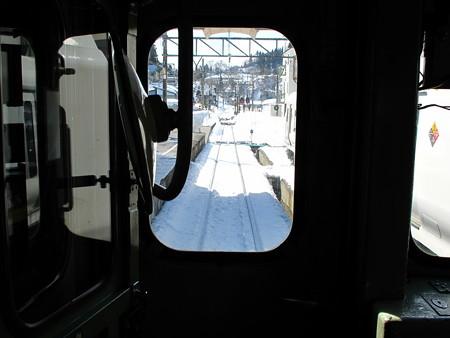 大糸線キハ52-156後方車窓1