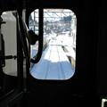 写真: 大糸線キハ52-156後方車窓1