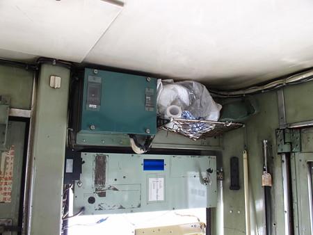 キハ52-156車内
