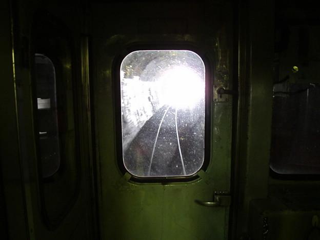 写真: 大糸線キハ52-156後方車窓31