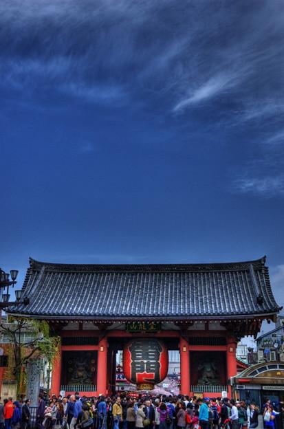 東京散歩-雷門