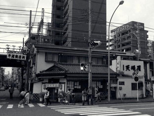 昭和な蕎麦屋