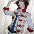 Photos: 寿嶺二さん帽子スタイル