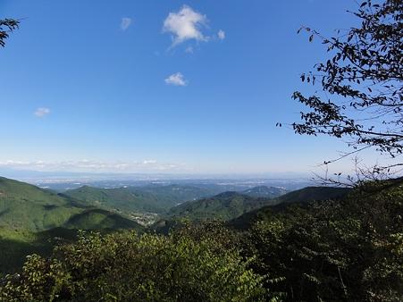奥武蔵グリーンラインからの眺め1