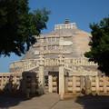 Photos: サーンチー第1塔と南塔門 Stupa No. 1 & Southern torana