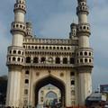 街のシンボル チャール・ミナール Char Minar