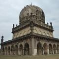 王達の廟 Qutub Shahi Tombs