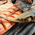 Photos: 干物と燻製 Dried Fish & Smoked Fish