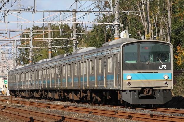 阪和線205系