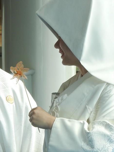 娘の結婚09 前撮り(白無垢)