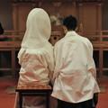 写真: 娘の結婚10 前撮り(白無垢)