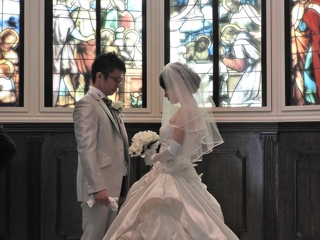 娘の結婚12 ガーデンチャペル