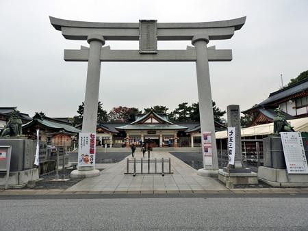 広島城18 広島護国神社