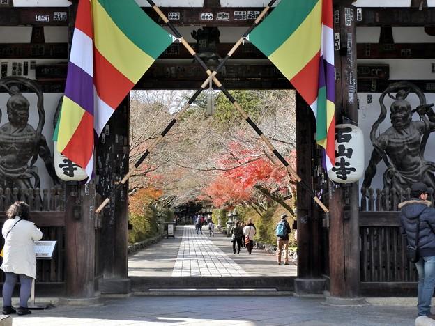 石山寺10 東大門