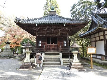石山寺33 観音変化の毘沙門堂