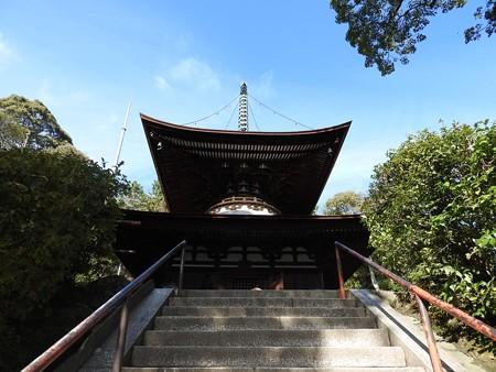 石山寺59 多宝塔へ