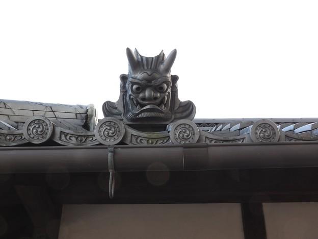 写真: 石山寺130 帰りの参道10