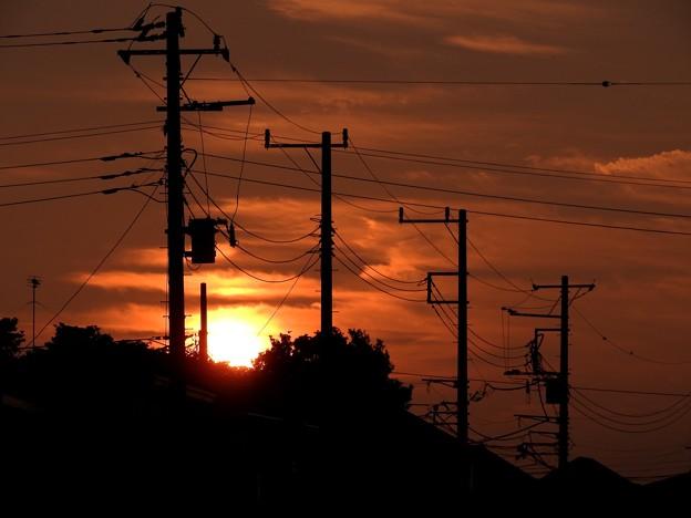 写真: 落陽2