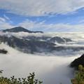 Photos: 雲海へ