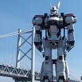 Photos: 瀬戸大橋をバックに