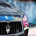 写真: Maserati
