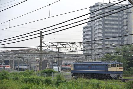 品鶴線/新鶴見機関区