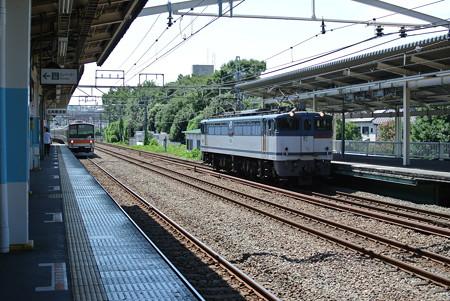 武蔵野線/府中本町