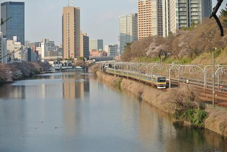 中央線/市ヶ谷-飯田橋