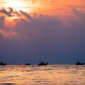 Photos: 駿河湾夕景1
