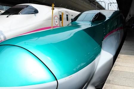 2014.07.24 東京駅 E5系車両