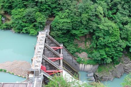 2014.07.28 あぷとライン井川線 奥泉ダム