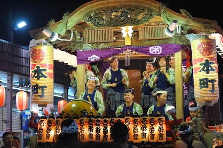 2014.08.03 甲子祭 山車 囃子太鼓