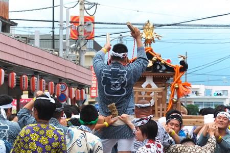2014.08.03 甲子祭 神輿
