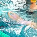 Photos: 2014.08.05 越後 水泳教室に通う姫