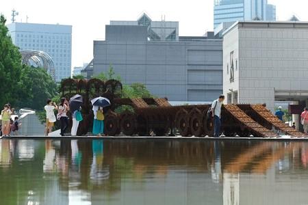 2014.08.14 横浜トリエンナーレ2014 横浜美術館