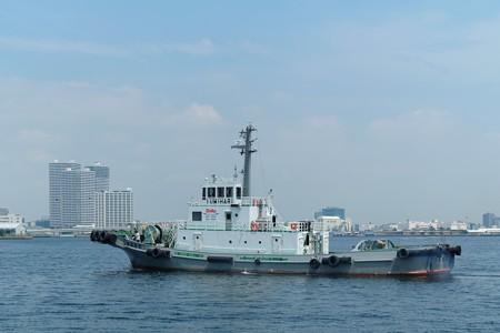2014.08.13 みなとみらい タグボート ゆみはり