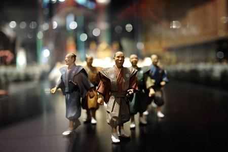 2014.09.14 両国 江戸東京博物館 江戸のお祭り ジオラマ 1