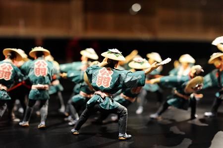 2014.09.14 両国 江戸東京博物館 江戸のお祭り ジオラマ 8