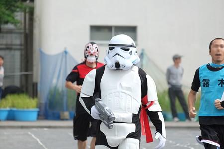 2014.10.04 小学校 町内対抗体育祭 マラソン