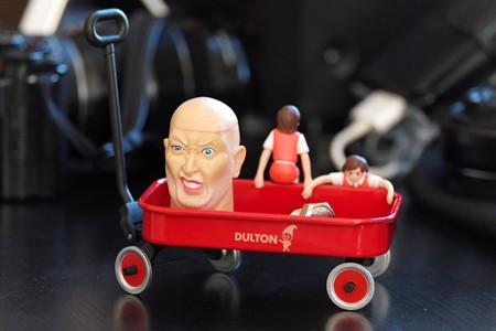 2014.10.06 机 DULTON mini tool cart