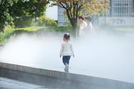 2014.10.07 みなとみらい 横浜美術館 水煙